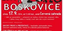 běh TF Boskovice 17.9.2014